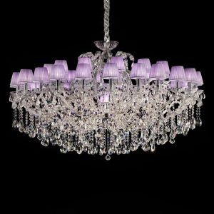 Crystal Chandelier: How It's Made & its Types - Crystal Palace