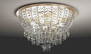Round type Classical Crystal Chandelier 3D model