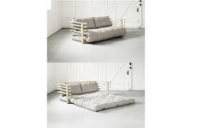 مبل تختخواب شو بدون پایه