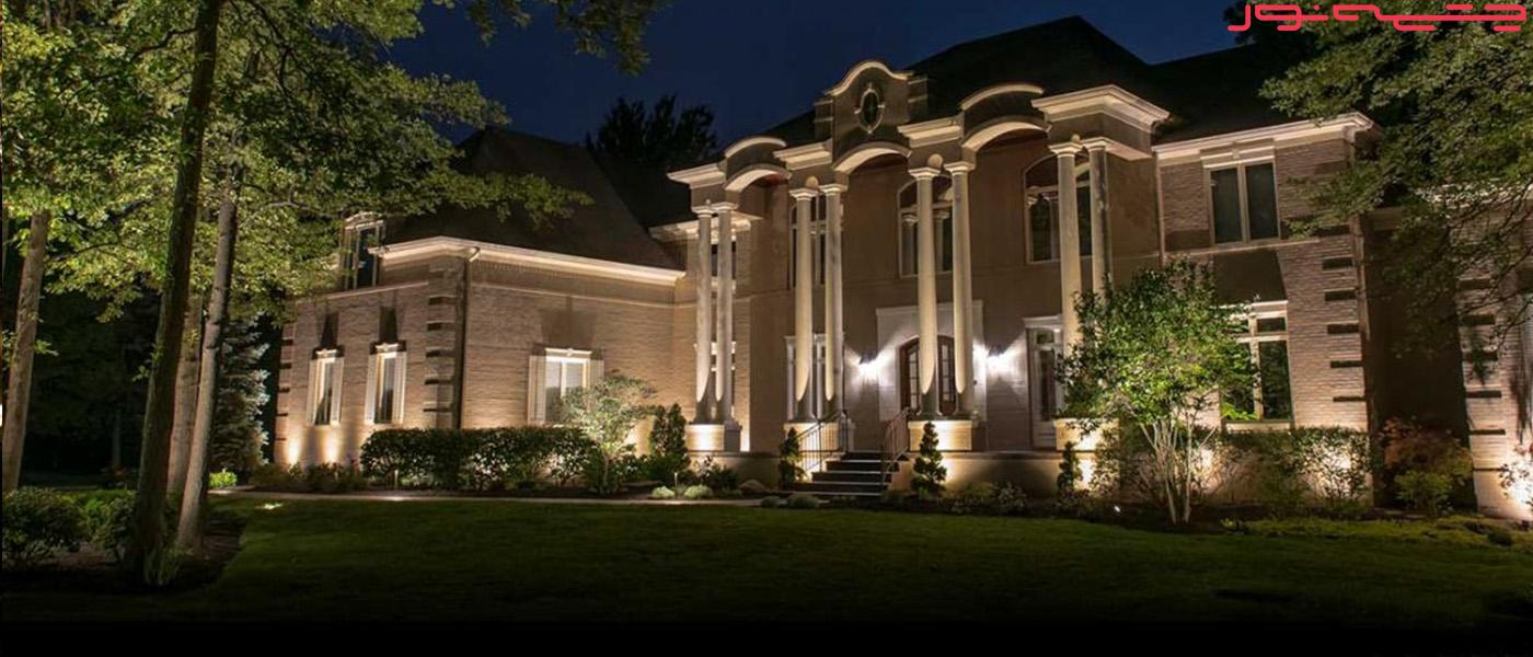ایده های نورپردازی باغ - لوازم جانبی